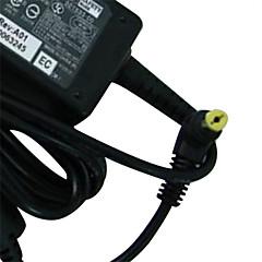 19v 1.58A 30W cargador del adaptador de red para Acer aspire one kav10 kav60k