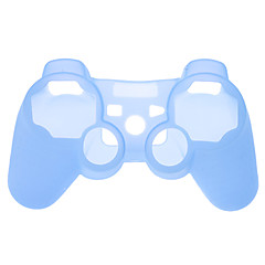 cheap PS3 Accessories-Protective Silicone Case for PS3 Controller  (Assorted Color)