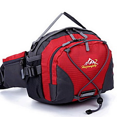 20 L 허리 팩 하이킹 배낭 자전거 배낭 여행 더플 레저 스포츠 캠핑&등산 여행 달리기 내장 주전자 가방 방습 다기능 나일론
