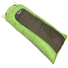 CAMEL Sleeping Bag Envelope / Rectangular Bag 10°C Moistureproof/Moisture Permeability Waterproof Portable Foldable Breathability