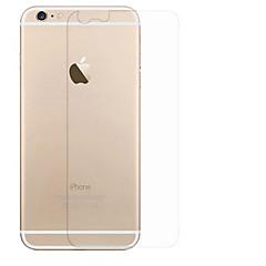 voordelige -zxd 9h 0.3mm terug gehard glas voor de iPhone 7 plus transparante screen protector met schoon gereedschap