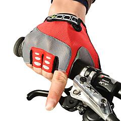 ROCKBROS Szabadidős/Sport kesztyűk Kerékpáros kesztyűk Vízálló Gyors szárítás Ultraibolya biztos Párásodás gátlás Viselhető Légáteresztő