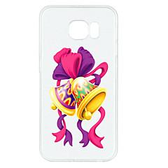 Etui Til Samsung Galaxy S7 edge S7 Mønster Bagcover Anden Blødt TPU for S7 edge S7 S6 edge plus S6 edge S6 S5 Mini S5 S4 Mini S4 S3 Mini