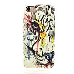 Varten Hehkuu pimeässä / Kuvio Etui Takakuori Etui Eläin Kova PC varten AppleiPhone 7 Plus / iPhone 7 / iPhone 6s Plus/6 Plus / iPhone
