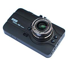 お買い得  カーアクセサリー-A11L 720p / HD 1280 x 720 / 1080p HD 車のDVR 140度 / 170度 広角の 3 インチ LTPS ダッシュカム とともに ナイトビジョン / G-Sensor / 駐車モード カーレコーダー / エンドレスレコーディング