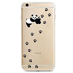 Назначение iPhone X iPhone 8 iPhone 7 iPhone 7 Plus iPhone 6 Чехлы панели С узором Задняя крышка Кейс для Композиция с логотипом Apple