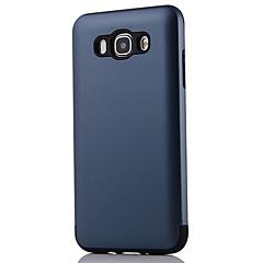 お買い得  Samsung その他の機種用ケース/カバー-ケース 用途 Samsung Galaxy J7(2016年) J5 (2016) 水/汚れ/ショックプルーフ バックカバー 鎧 ハード PC のために J7 (2016) J7 J5 (2016) J5 J3 (2016) J3 J2 J1 (2016) J1 Grand