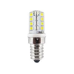 baratos Lâmpadas de LED-210-230lm E14 Luminárias de LED  Duplo-Pin T 32 Contas LED SMD 2835 Impermeável Branco Quente Branco Frio 220V 110V
