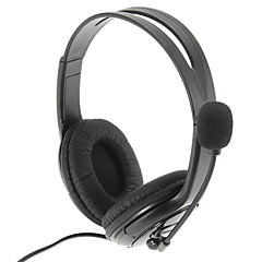 Universal USB with Microphone Game Headset Headphone for PS3 and PC