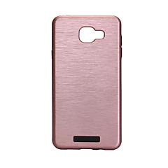 Kılıf Na Samsung Galaxy A5(2017) A3(2017) Odporne na wstrząsy Etui na tył Solid Color Twarde PC na A5 (2017) A3 (2017) A7 (2017) A7(2016)