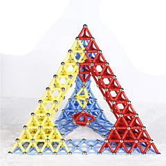 Manyetik Oyuncak Manyetik Çubuklar Mıknatıslı Oyuncaklar Manyetik İnşa Setleri Bilim ve Keşif Oyuncakları Eğitici Oyuncak 84 Parçalar 5mm