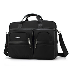 17.3 inch Multi-compartment Laptop Shoulder Bag Waterproof Oxford Cloth with Strap notebook Bag Hand Bag For Dell/HP/Sony/Acer/Lenovo etc