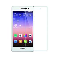 olcso Huawei képernyővédők-yocy®0.3mm slim edzett üveg képernyővédő fólia Huawei P7
