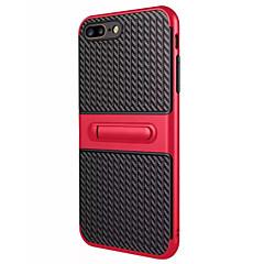 Назначение Кейс для iPhone 7 Кейс для iPhone 6 Кейс для iPhone 5 Чехлы панели со стендом Задняя крышка Кейс для броня Твердый PC для Apple