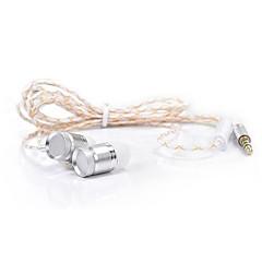 JKR JKR-301 I Øret-Hovedtelefoner (I Ørekanalen)ForMedie Player/Tablet / Mobiltelefon / ComputerWithMed Mikrofon / DJ / Lydstyrke Kontrol