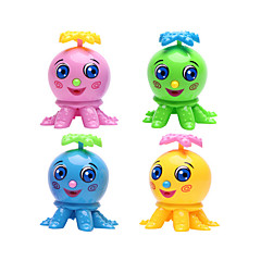 tanie -Zabawka nakręcana Zabawki Rybki Ośmiornica Nowość Chodzenie Dla chłopców Dla dziewczynek 1 Sztuk