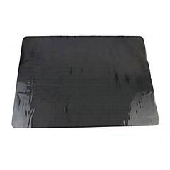 sombrilla ziqiao 2pcs / lot de las cubiertas del coche etiqueta engomada del coche negro pegatina sombrilla estática pegatina estática