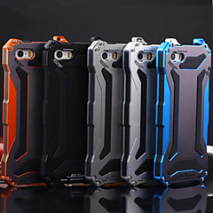 Til Etui iPhone 7 Etui iPhone 7 Plus Etui iPhone 6 Etui iPhone 6 Plus Etui iPhone 5 Støtsikker Vanntett Støvtett Etui Heldekkende Etui