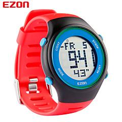 μόδα ρολόγια ανθεκτικά ezon l008b11 ultra-thin υπαίθρια σπορ ρολόι αναψυχής 3ATM νερό
