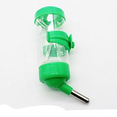 Недорогие Аксессуары для мелких животных-Грызуны Миски и бутылки с водой Пластик Зеленый