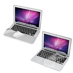 voordelige Mac-accessoires-Screenprotector voor Apple MacBook Air 13-inch PET 1 stuks Ultra dun