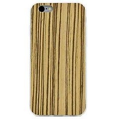 Для Защита от удара Кейс для Задняя крышка Кейс для Имитация дерева Твердый Дерево для AppleiPhone 7 Plus iPhone 7 iPhone 6s Plus/6 Plus
