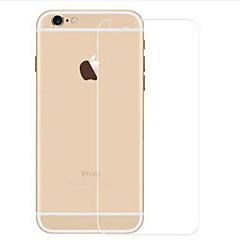 Недорогие Защитные пленки для iPhone 7-Защитная плёнка для экрана для Apple iPhone 7 Закаленное стекло 1 ед. Защитная пленка для задней панели Уровень защиты 9H / 2.5D закругленные углы