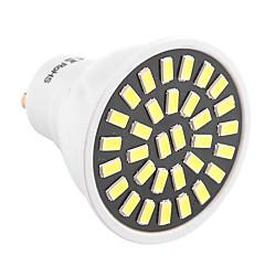 GU10 LED Spotlight T 32 SMD 5733 500-700 lm Warm White Cold White 2800-3200/6000-6500 K Decorative AC 220-240 AC 110-130 V