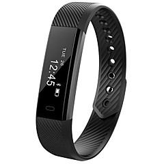 yyid115 intelligens karkötő / intelligens óra / tevékenység trackerlong készenlét / pedometers / ébresztőóra / distance tracking