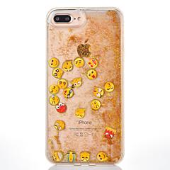 Назначение iPhone 8 iPhone 8 Plus iPhone 7 iPhone 7 Plus iPhone 6 Чехлы панели Сияние в темноте Движущаяся жидкость Задняя крышка Кейс для