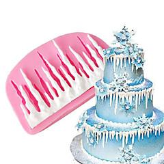 halpa Leivontavälineet ja -laitteet-paistopinnan Candy Suklaa Kakku Other Silikoni Ekologinen Kiitospäivä Uusivuosi Syntymäpäivä Loma Tarttumaton