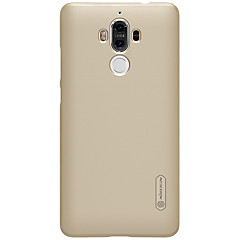 Для Защита от удара Матовое Кейс для Задняя крышка Кейс для Один цвет Твердый PC для HuaweiHuawei Honor 6X Huawei Mate 9 Huawei Mate 9
