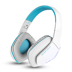 お買い得  ヘッドセット、ヘッドホン-KOTION EACH B3506 ワイヤレス ヘッドホン 圧電性 プラスチック 携帯電話 イヤホン ボリュームコントロール付き / マイク付き / 光る ヘッドセット