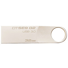 kingston dtse9g2 32 GB USB 3.0 flash drive digitale DataTraveler metal