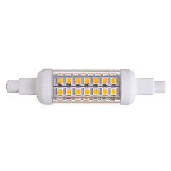 R7S LED Bi-pin Lights T 58 SMD 2835 600lm Warm White Cold White 2800-3200K/6000-6500K Decorative AC 220V