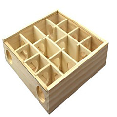 Koła do ćwiczeń Drewno