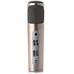 teléfono k canción micrófono dedicado maestro de mini mezcla del micrófono es totalmente compatible pc ios android