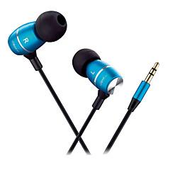 ουδέτερη Προϊόν JBMMJ-MJ100 Ακουστικά Ψείρες (Μέσα στο Αυτί)ForMedia Player/Tablet Κινητό Τηλέφωνο ΥπολογιστήςWithΜε Μικρόφωνο DJ Έλεγχος