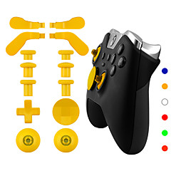cheap Xbox 360 Controllers-iPEGA Bluetooth Controllers Accessory Kits Replacement Parts Attachments for Xbox One Gaming Handle Wireless #