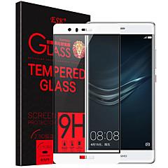 voor Huawei p9 ultradunne 0,28 mm ttransparent gehard glas hd screen protector 2.5d volledige bescherming van het scherm