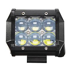 お買い得  カーアクセサリー-車載 電球 30W ハイパフォーマンスLED / ピン式LED / 集積LED 3000lm LED 作業灯