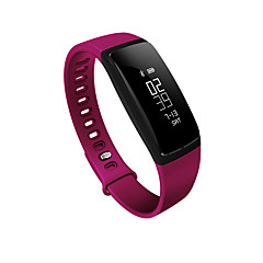 bloeddruk smart polsbandje stappenteller slimme armband hartslagmeter smartband bluetooth geschiktheid voor android ios telefoon