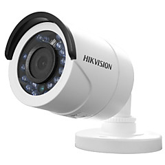 olcso CCTV rendszerek-Hikvision DS-2ce16c0t-ir HD720p ir csőkamera (IP66 vízálló 20m ir analóg kimenet hd smart 1MP)