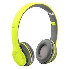 2017 nya bluetooth hörlurar trådlöst headset sport hörlurar bärbara earpods med fm tf för iphone 7 Xiaomi mi 5 pk p47 auriculares