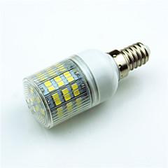 billige LED lyspærer-1pc 4.5W 400 lm E14 G9 GU10 E12 E27 LED-lamper med G-sokkel T 60 leds SMD 2835 Dekorativ Varm hvid Kold hvid 7000K Vekselstrøm220