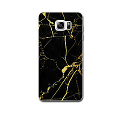 Mert Ultra-vékeny Minta Case Hátlap Case Márvány Puha TPU mert Samsung Note 5 Note 4