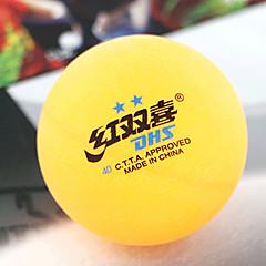 1 sztuka 2 Gwiazdki Ping Pang/Tenis stołowy Ball