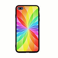 Для С узором Кейс для Задняя крышка Кейс для Цветы Твердый Акрил для AppleiPhone 7 Plus iPhone 7 iPhone 6s Plus iPhone 6 Plus iPhone 6s