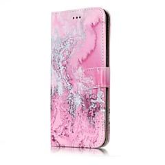 Χαμηλού Κόστους Galaxy S6 Θήκες / Καλύμματα-tok Για Samsung Galaxy S8 S7 edge Θήκη καρτών Πορτοφόλι με βάση στήριξης Ανοιγόμενη Μαγνητική Με σχέδια Πλήρης Θήκη Τοπίο Σκληρή PU δέρμα