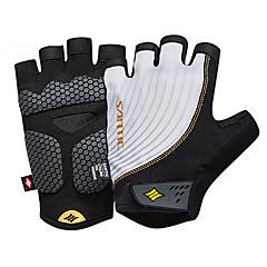 Santic® Γάντια για Δραστηριότητες/ Αθλήματα Ανδρικά Γάντια ποδηλασίας Άνοιξη Καλοκαίρι Φθινόπωρο Χειμώνας Γάντια ποδηλασίαςΑναπνέει